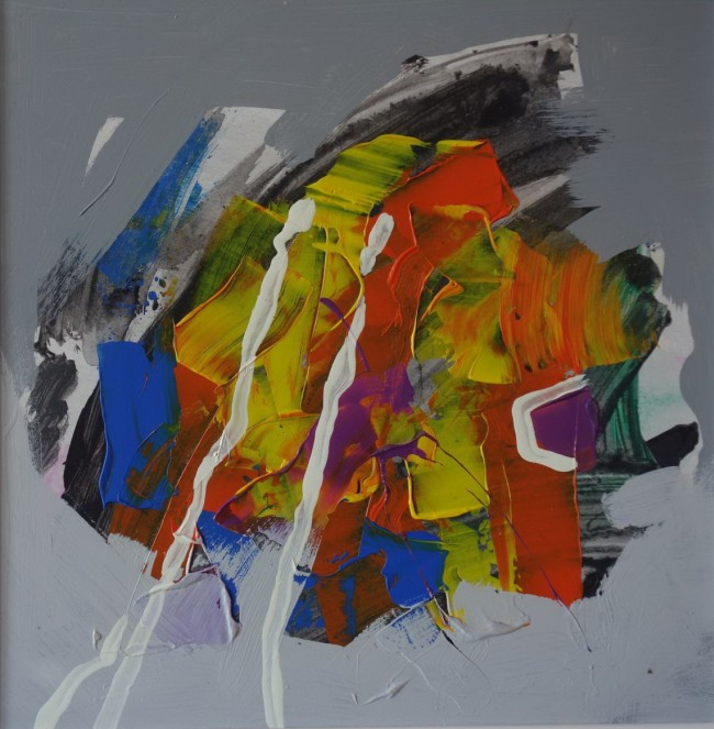 Marian Besaha - Abstraction