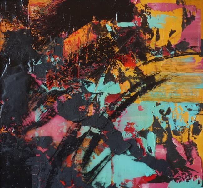 Marian Besaha - Abstraction