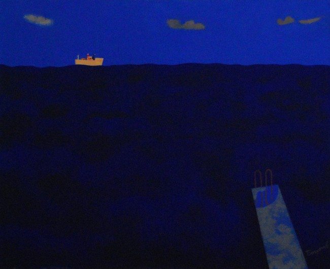 Volodymyr Boguslavskyj - The Ship 1