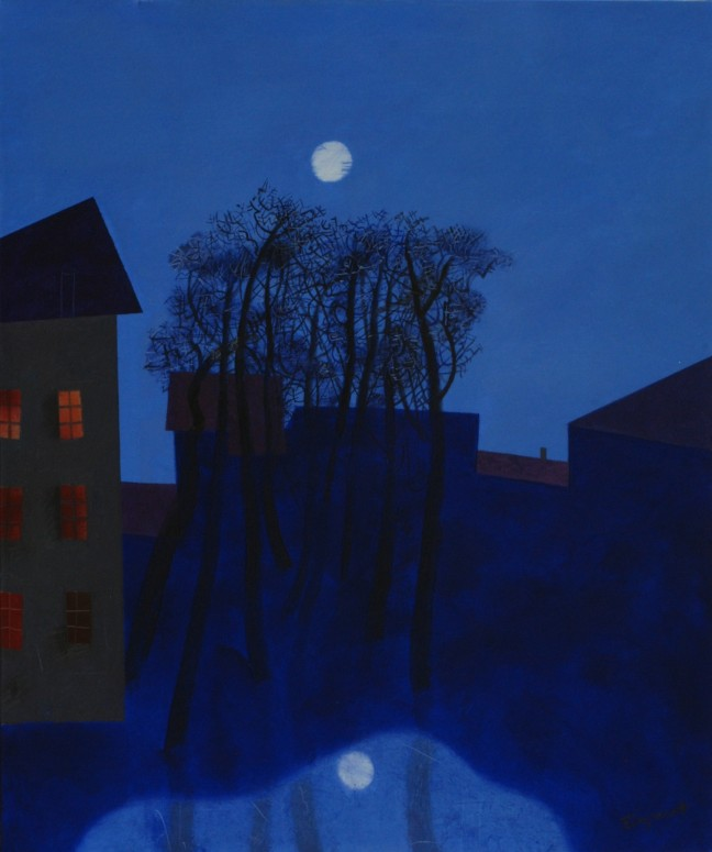 Volodymyr Boguslavskyj - Moonlight